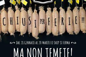 Lo Shop Dal Mago si ferma!!… ma solo per poco tempo!